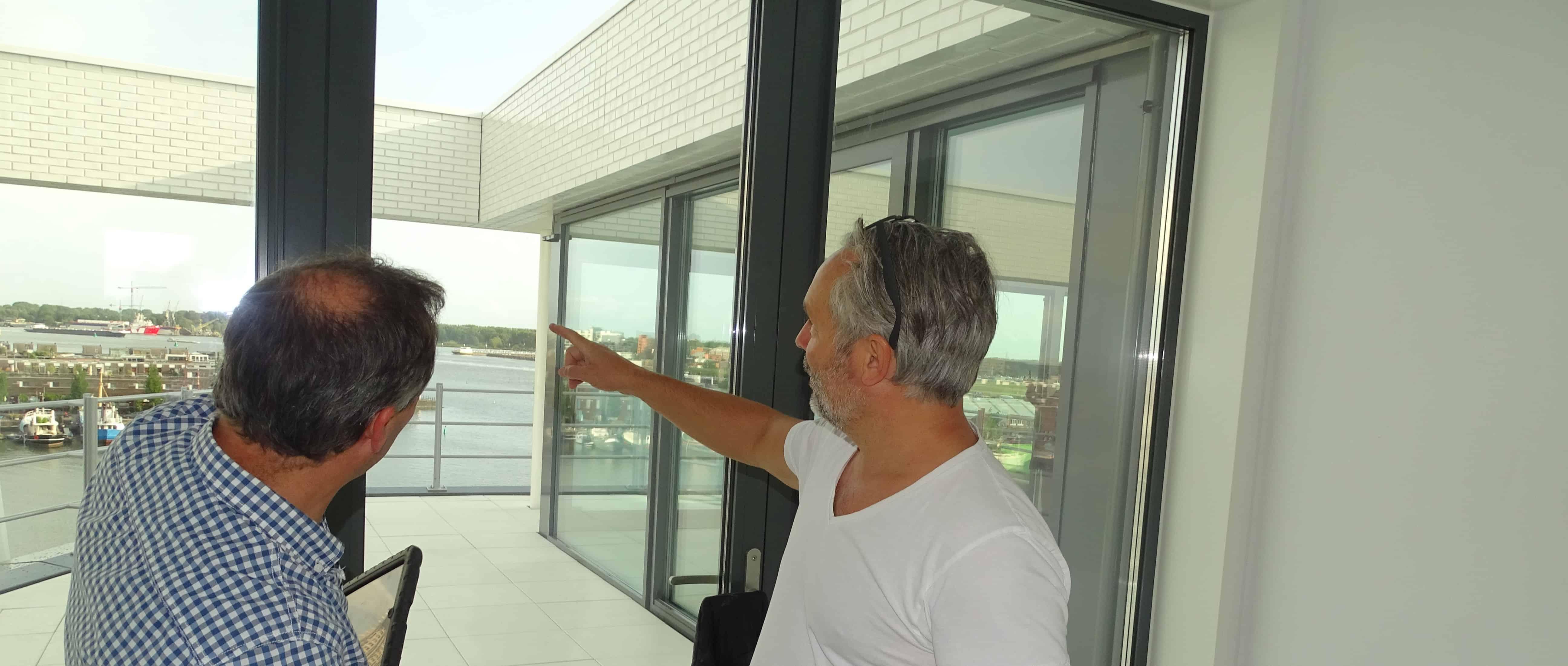 opleveringskeuring nieuwbouw Amsterdam