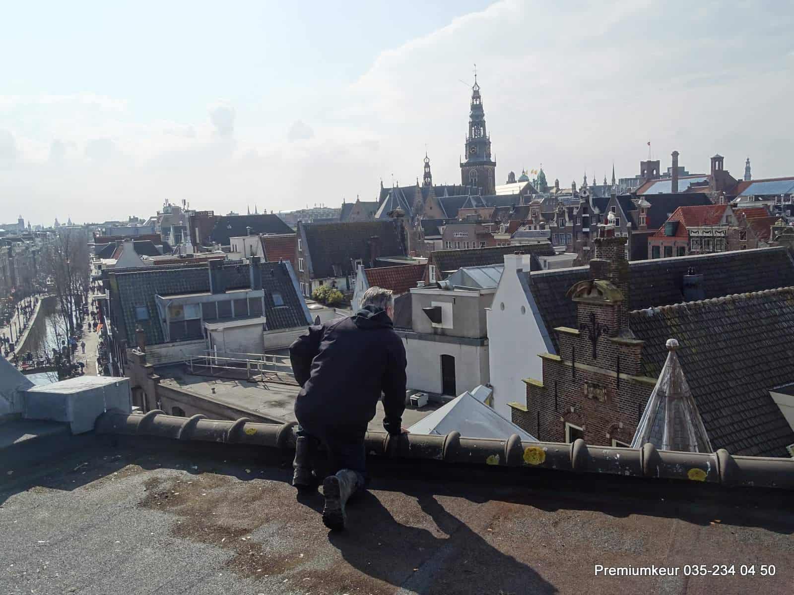 Dakinspectie Amsterdam (2)