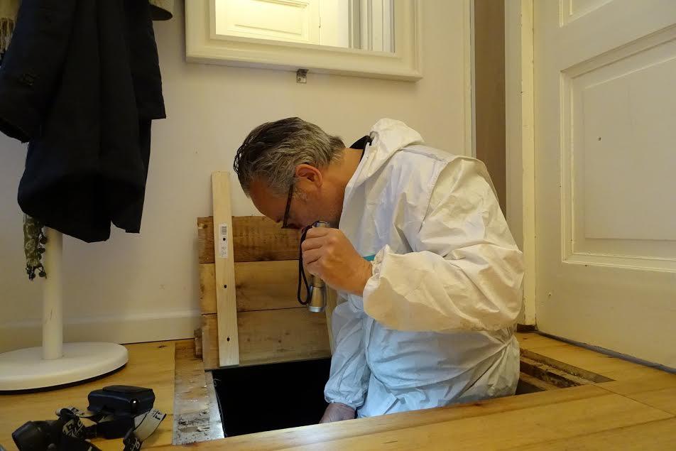 Kruipruimte Inspectie Amsterdam (3)