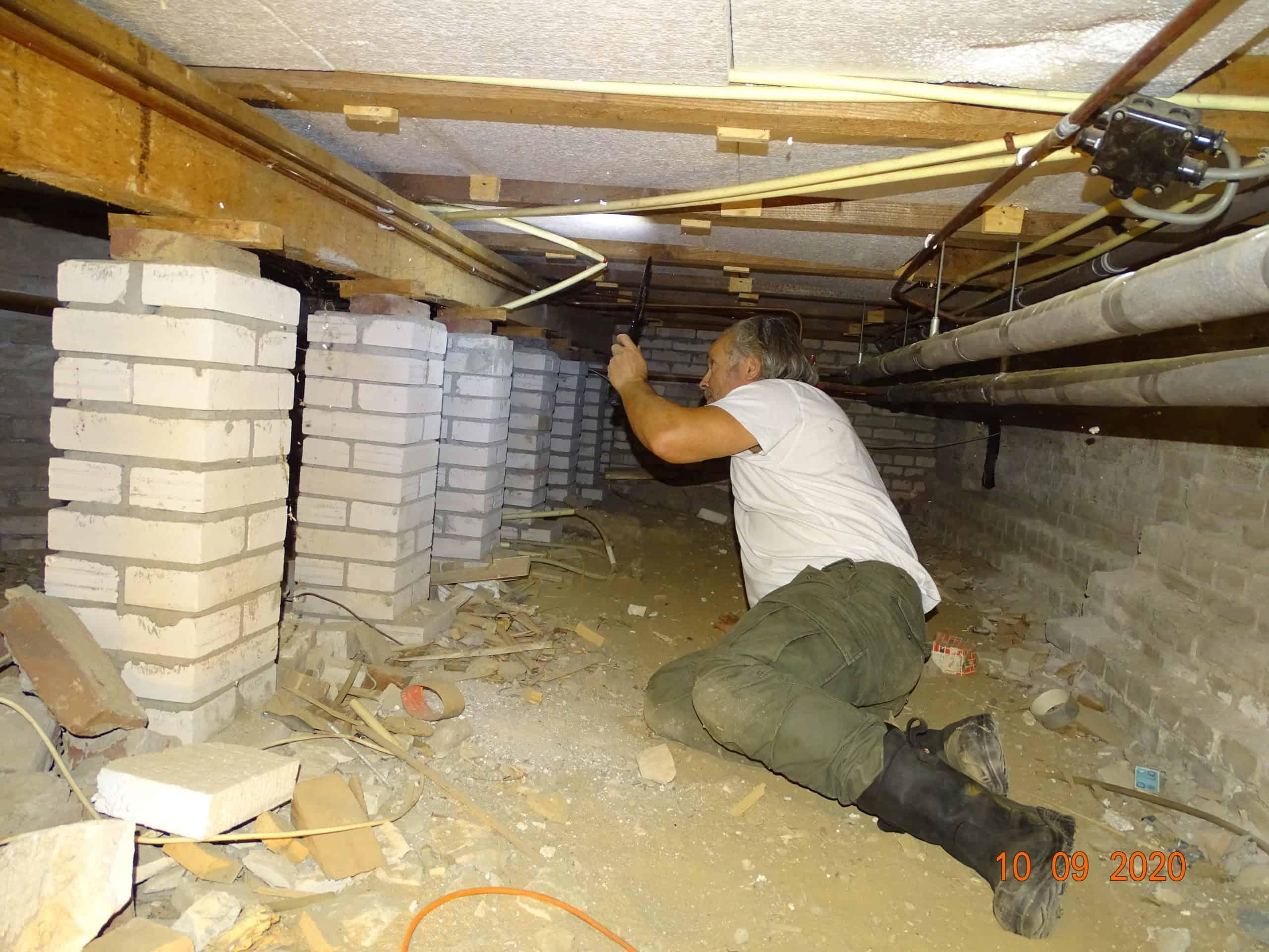 Wanneer moet ik de fundering van mijn huis herstellen (2)